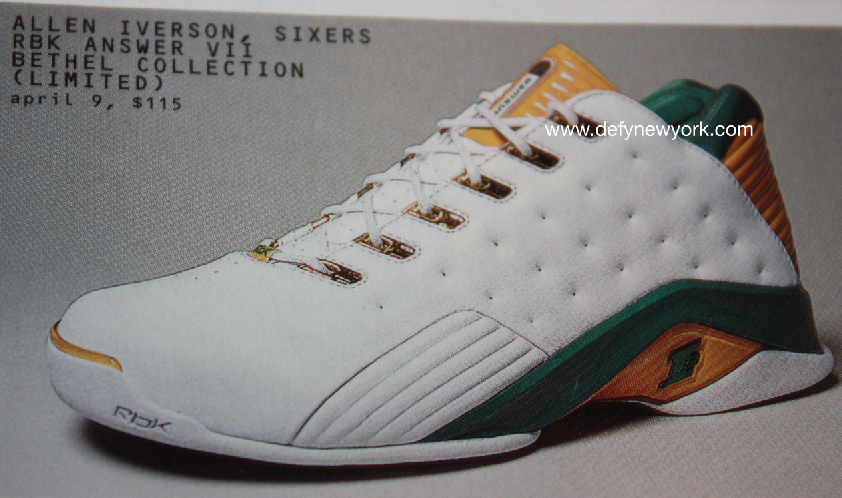 Basketball Shoes Allen Iverson