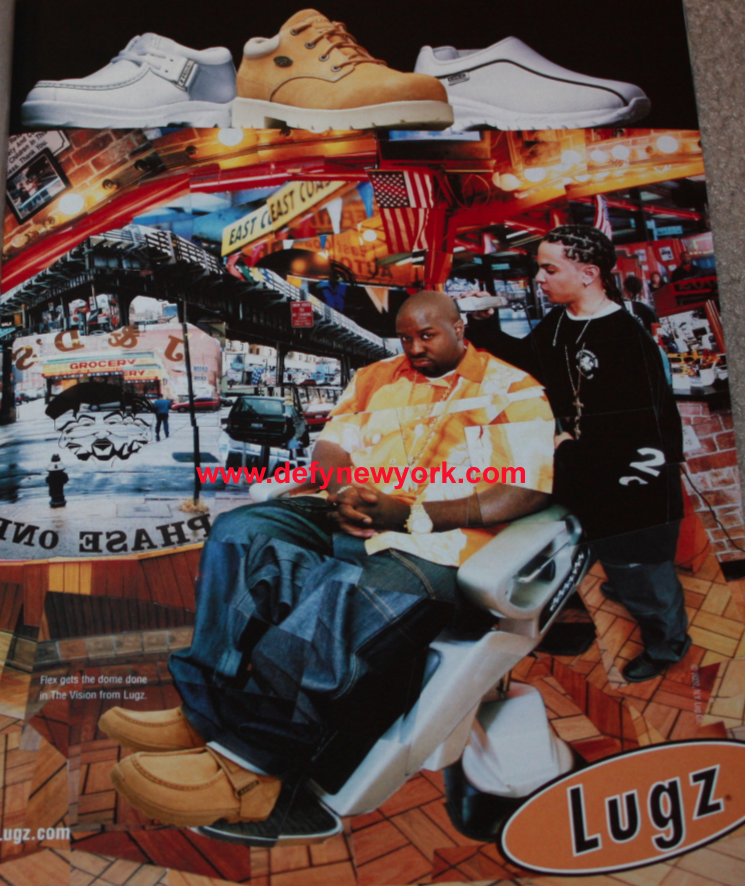 7469cbaf4c72 Lugz Funkmaster Flex Vision Shoe 2002   DeFY. New York-Sneakers ...
