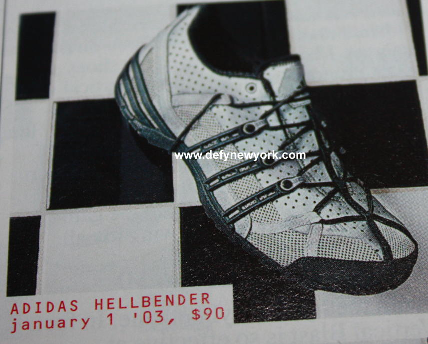 Adidas Hellbender Shoes