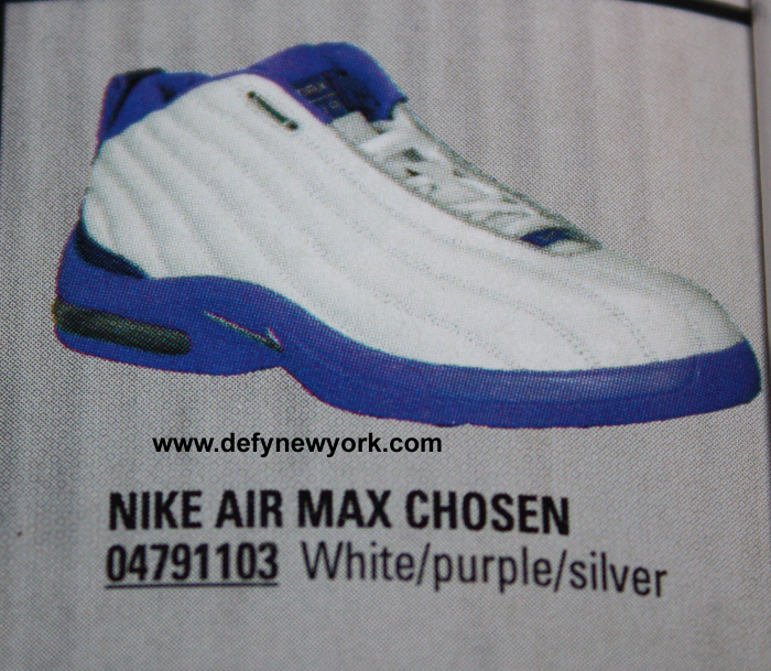 2002 Nike Basket Air Max