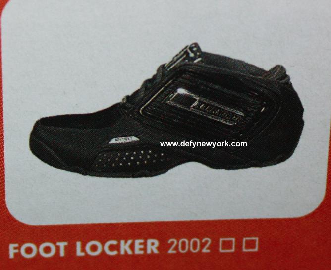 c7dc41d1c4b192 Dada C4 Chris Webber Black Black 2002   DeFY. New York-Sneakers ...