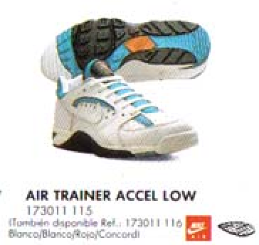 buy popular 4644a 70ac9 Nike Air Trainer Accel Low 1992