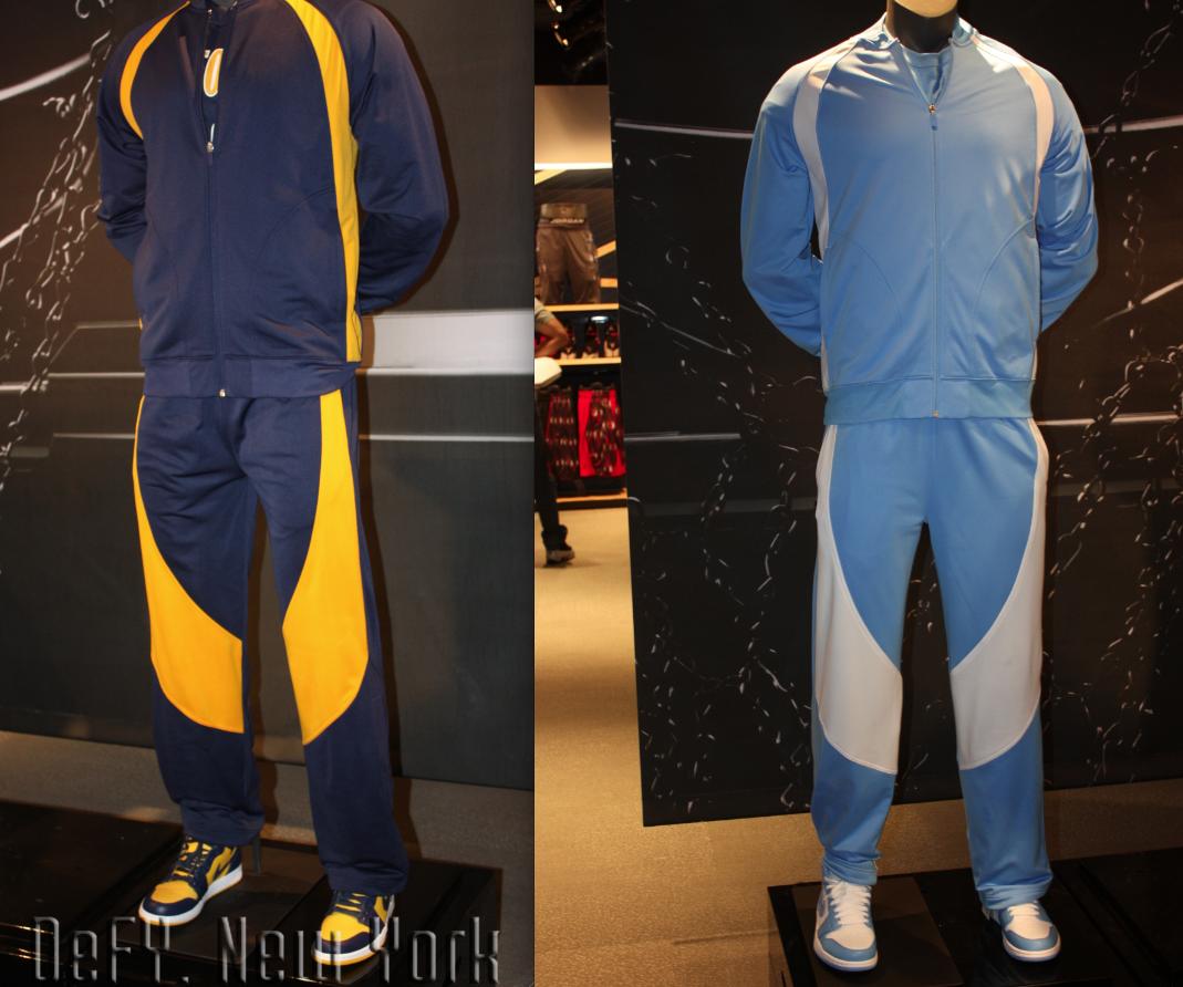 Original Nike Air Jordan I Warm Up Suit