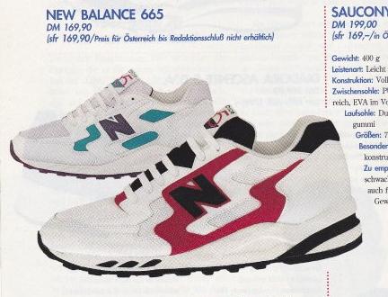 new balance 665
