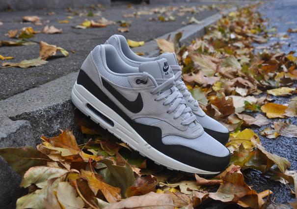Nike Air Max 1 Premium Granite Black 2012 – DeFY. New York