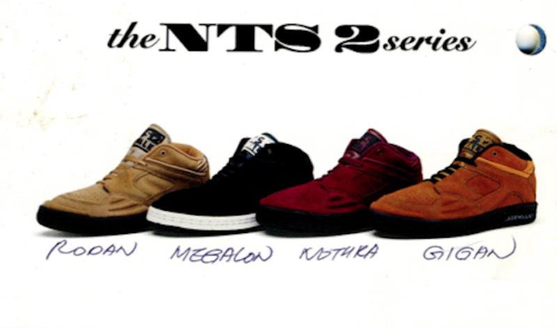 Airwalk NTS II Series Skate Shoe 1994   DeFY. New York-Sneakers ... 706759685c64