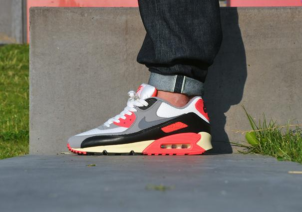 Air Max 90 Infrarouge 2012 Jeep
