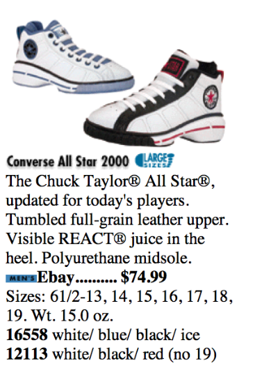 converse homme basket ball