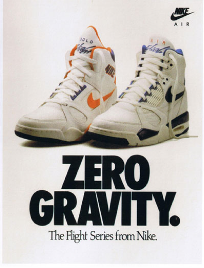 Video Petition: Bring Back The Nike Air Flight 89 High Top And 1989 Nike  Air Solo Flight On YouTube