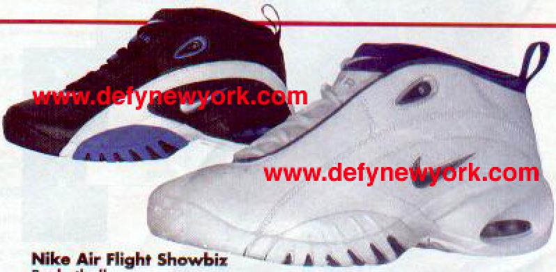 Nike Air Flight Showbiz Basketball