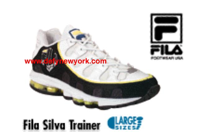 FILA Silva Trainer 1998