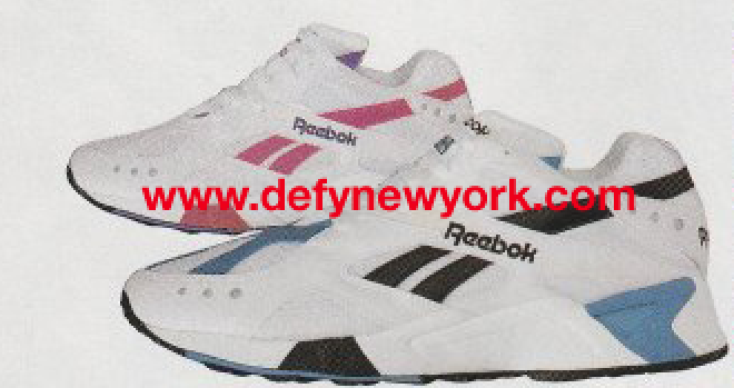 Reebok Aztrek Running Shoe 1993