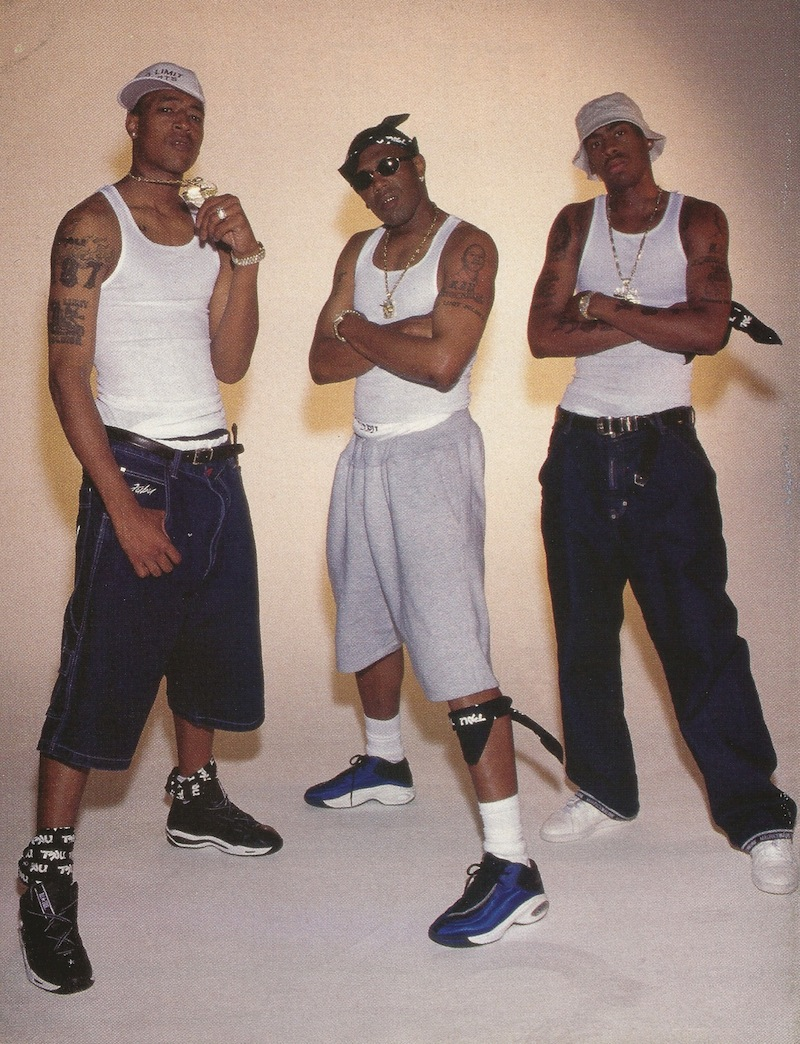 Converse X Master P The No Limit P Basketball Sneaker 1999