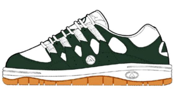 Airwalk Tony Hawk Signature Sneaker 1998