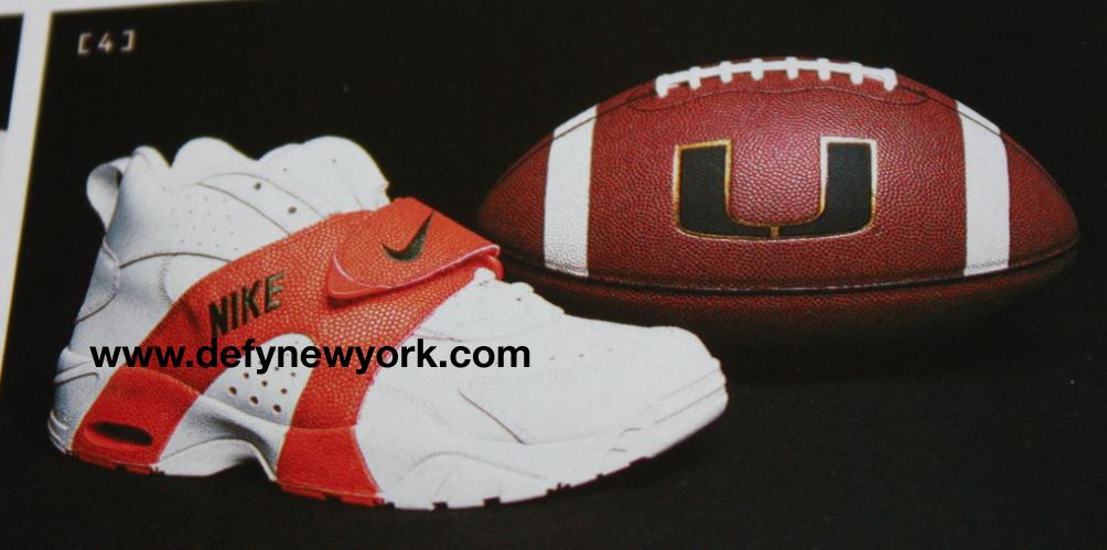 e88433ff9a9363 Nike Air Veer Miami Hurricanes Retro 2003 – DeFY. New York-Sneakers ...