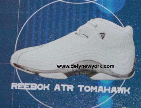 41f187fadbcf84 Reebok ATR Above The Rim Tomahawk Basketball Shoe 2003   DeFY. New ...