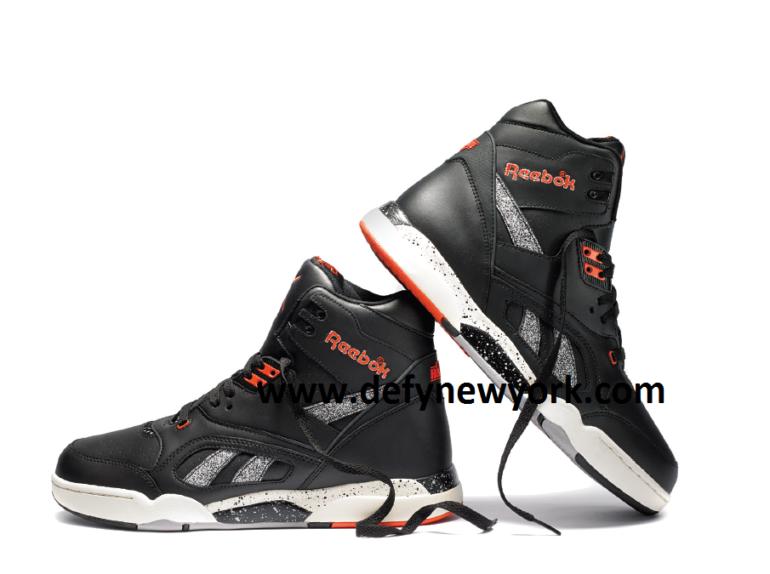 50da449554a Reebok 360 Jam Hi Retro 2014 Black Paper White Blood Orange – DeFY ...