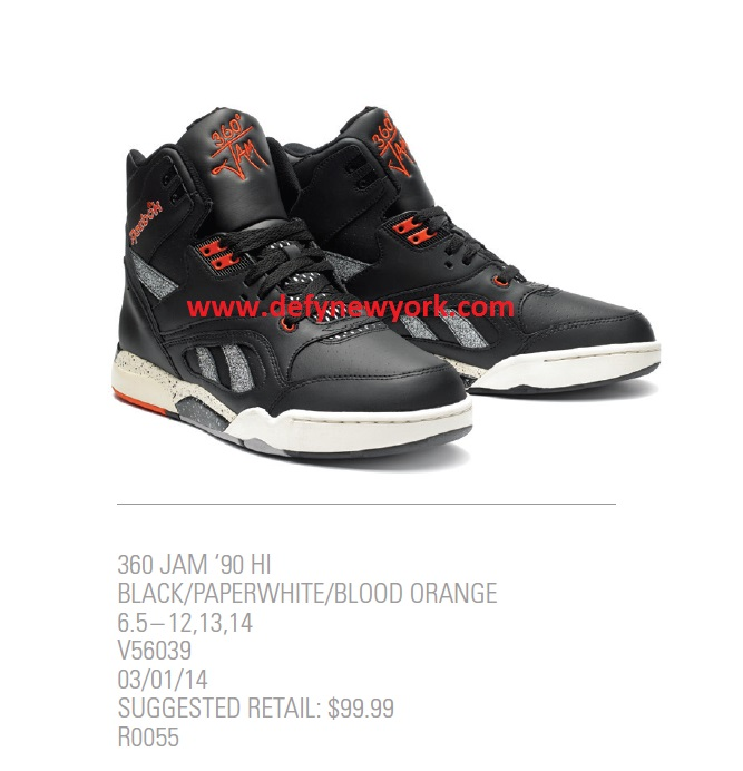 e97215a99ca ... air from a brand that has been returning lots of classics the past 12  months. Retail will be 99.99 and and a release date is scheduled for  3 1 2014.