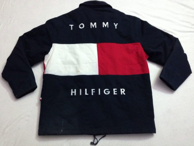 The Five Best Tommy Hilfiger Jackets On Right Now