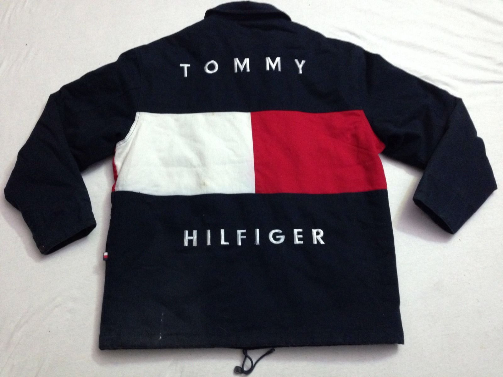 the five best tommy hilfiger jackets on ebay right now. Black Bedroom Furniture Sets. Home Design Ideas