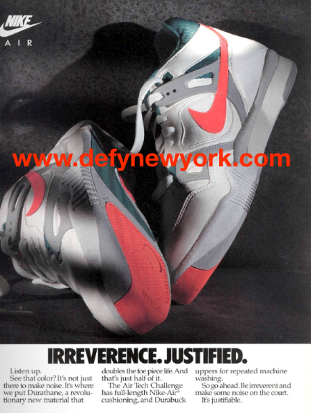 652930e175e070 The Original Tech Challenge I To date this shoe has never re-released. With  the re-signing of Andre