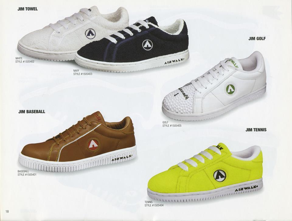 Flashback  Airwalk Jim Spring 1998   DeFY. New York-Sneakers 7ea97b2c89ef