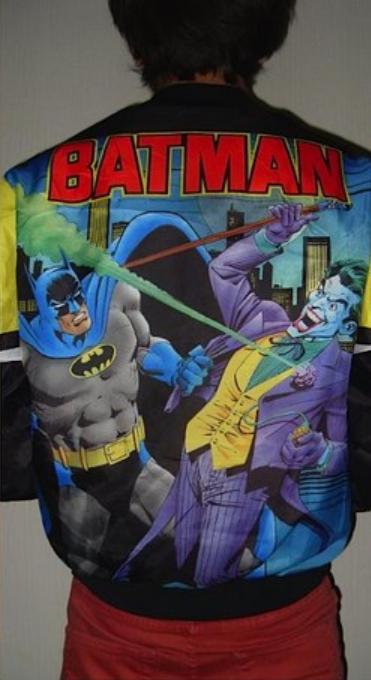 batman chalkline
