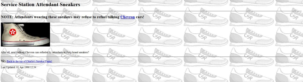 charlies sneaker page 17