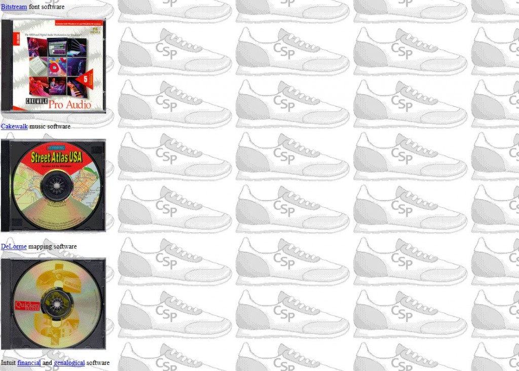 charlies sneaker page 3