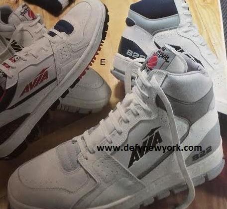 The Original Avia Basketball Shoes