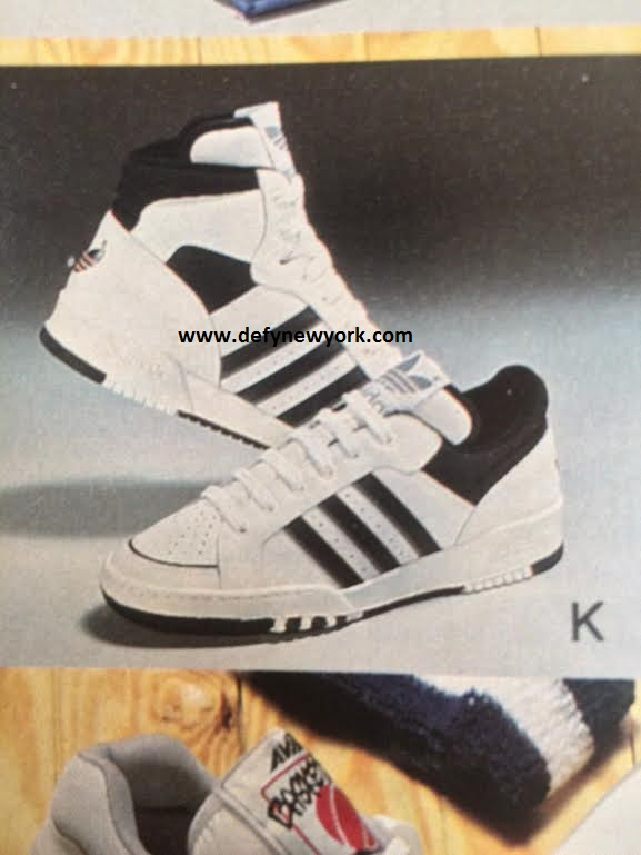 The Connector was a lower end basketball shoe from Adidas ...