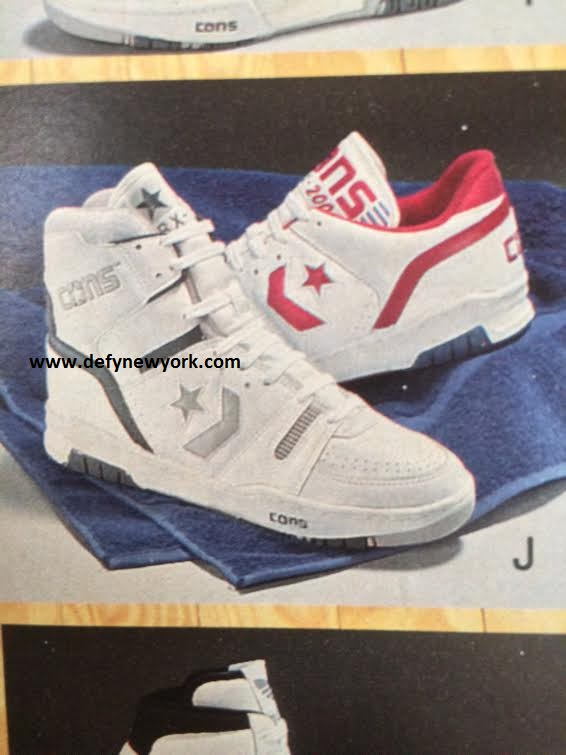 0fb5c5c9650c Converse Cons 200 Basketball Shoe 1989 – DeFY. New York-Sneakers ...