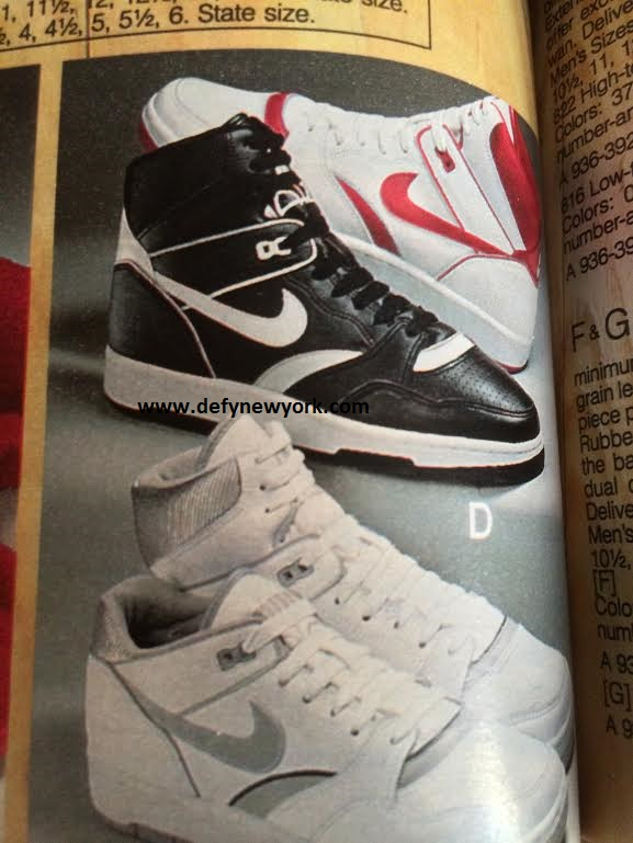 size 40 c427f 5fb69 The Nike Full Force released in 1989 ...