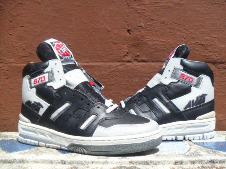 Avia 870 MB Basketball Shoe