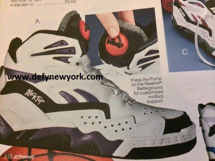 1992 reebok pumps