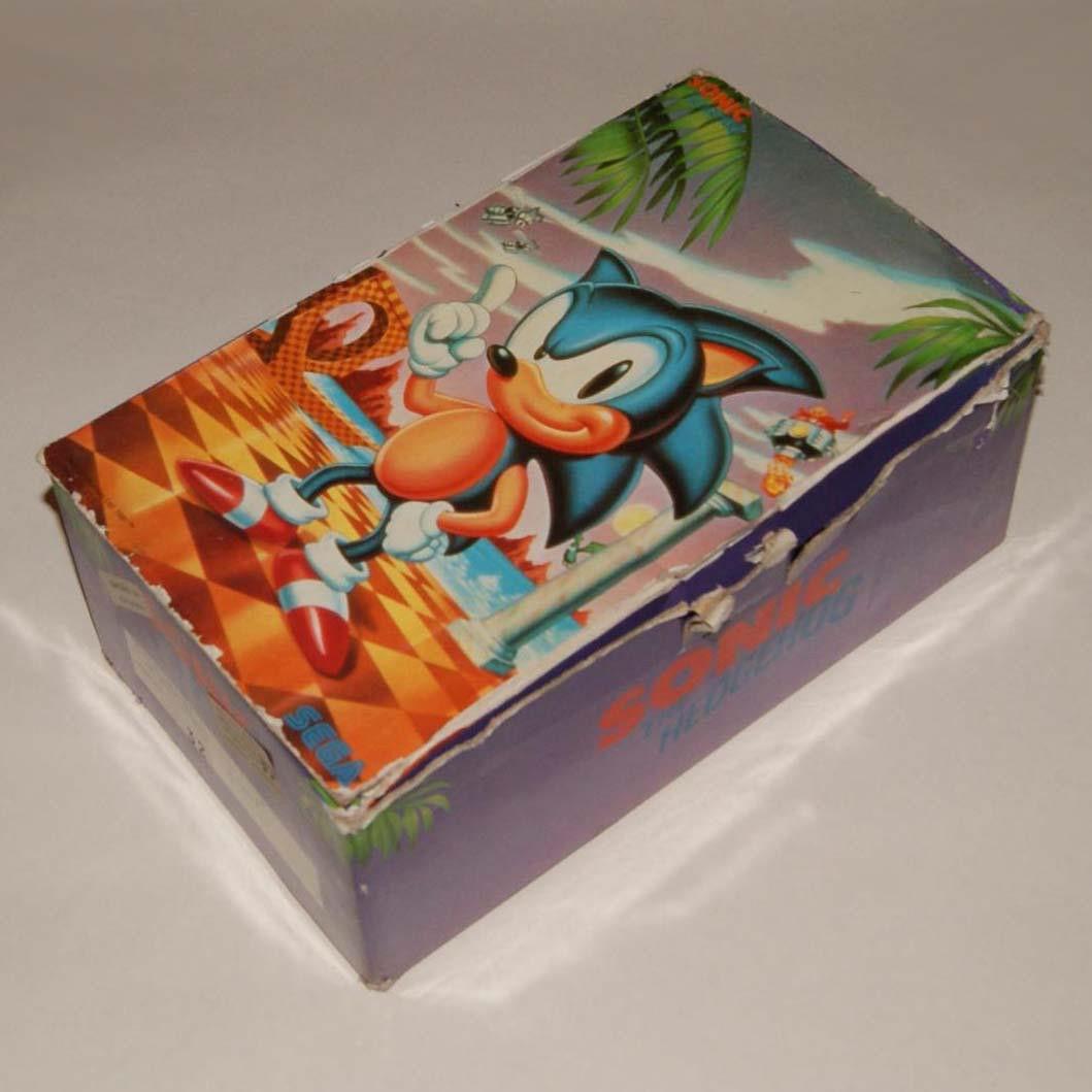 Sega Sonic The Hedgehog Sneakers 1991 Defy New York