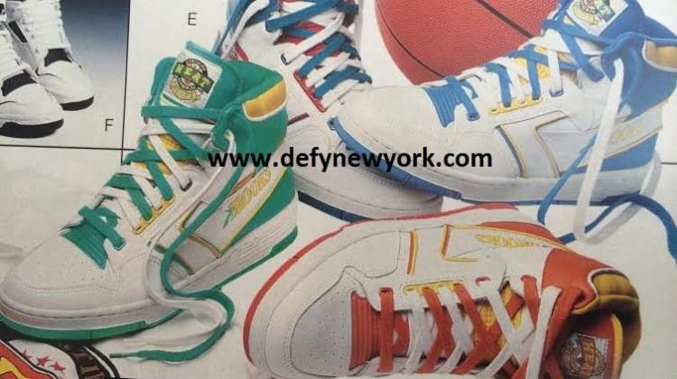 9d5a85186e0 Brooks Certified Heat Basketball Shoe 1988   DeFY. New York-Sneakers ...