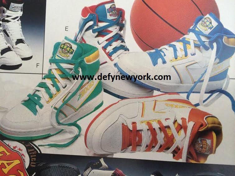 e00d371fc54 Brooks Certified Heat Basketball Shoe 1988 – DeFY. New York-Sneakers ...