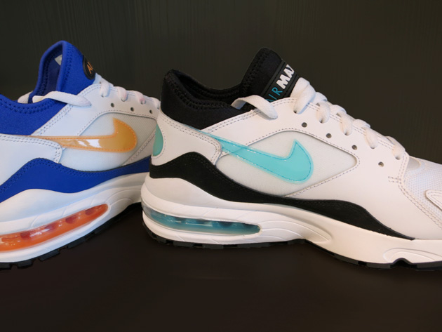 0753b69a102 Get Your Money Right  Nike Air Max 93 OG Back For 2014   DeFY. New ...