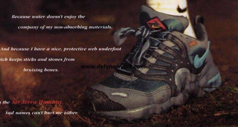 Revisit: Nike Air Terra Humara 1998