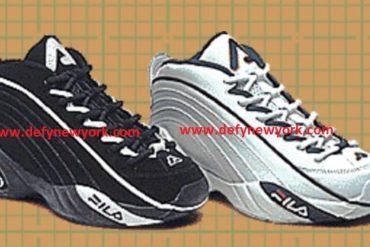 Sneakers (Fila) Part 2