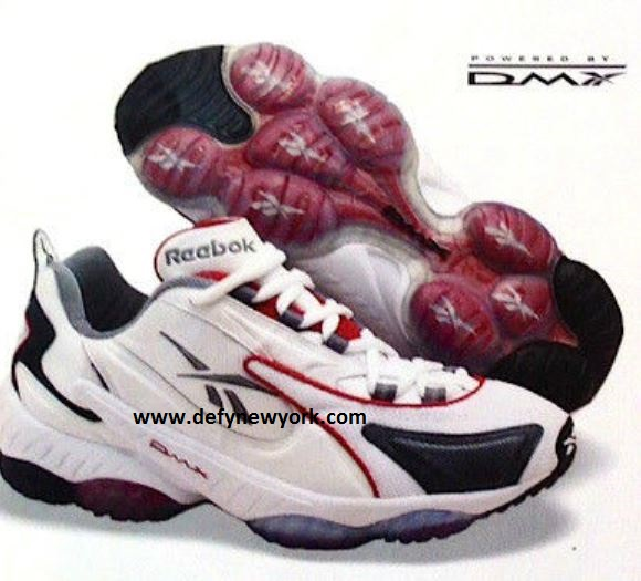 dmx shoes