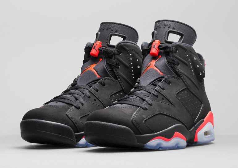Is The 2014 Air Jordan BlackInfrared VI In Your Future