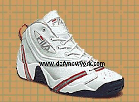 FILA Mis Match Mid Basketball Shoe 1998 – DeFY. New York