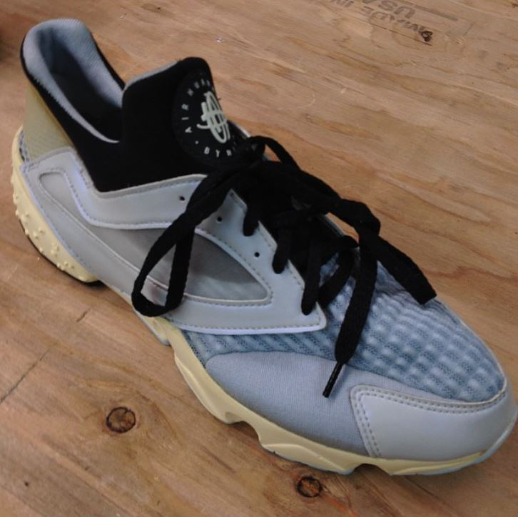 huarache concept first pullover sample