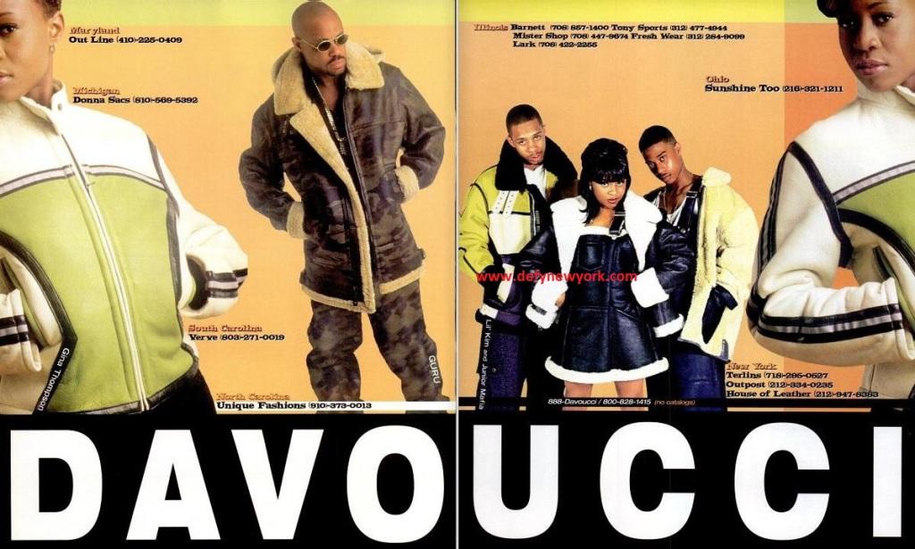1996 davoucci