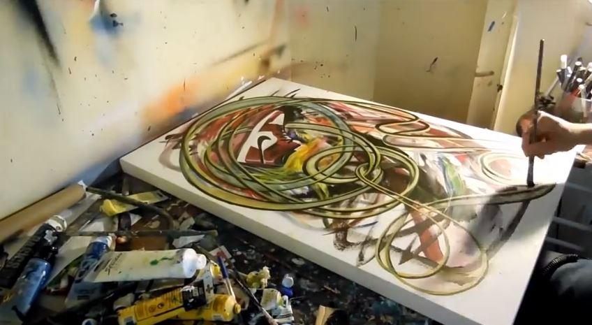 jordan painting