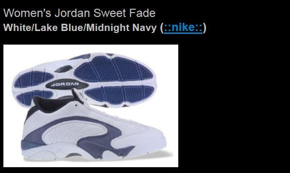 jordan sweet fade
