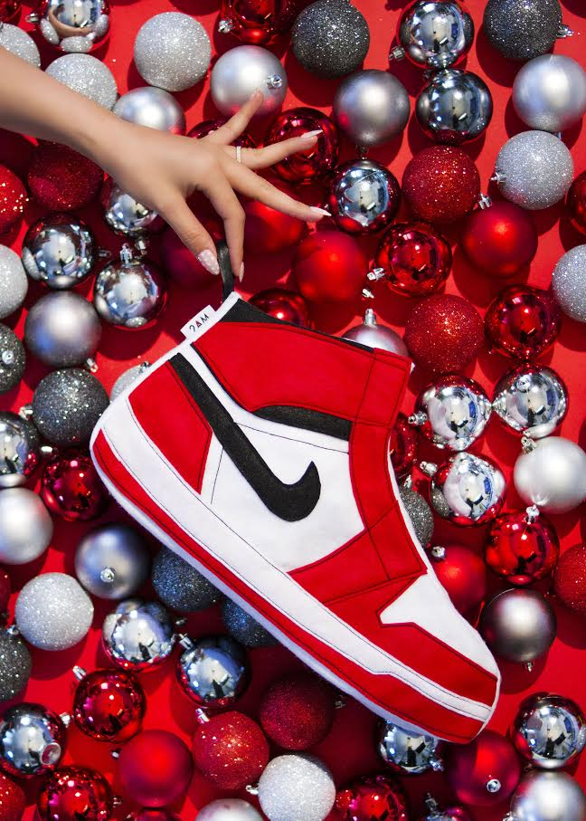 2 Am Projects Sneaker Air Jordan Christmas Stockings Defy New