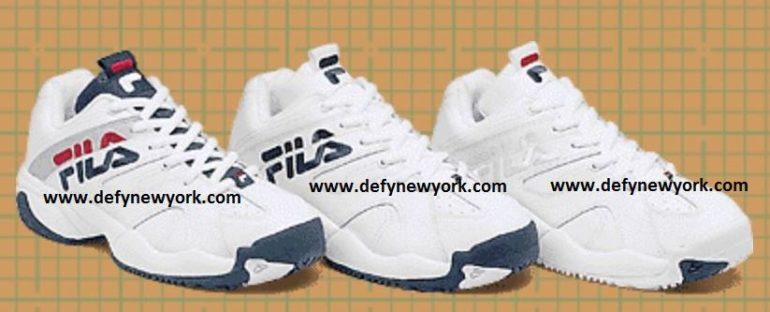 FILA Streak Tennis Shoe 1998 – DeFY. New York Sneakers,Music